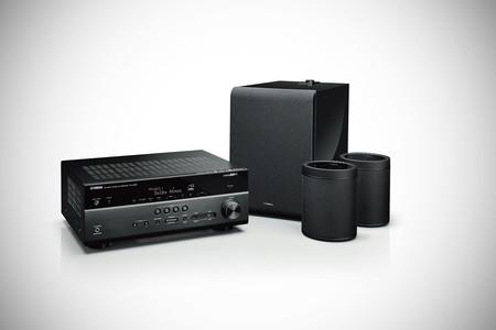 Yamaha MusicCast Surround quiere llevar el cine a tu salón con el menor número de cables posible