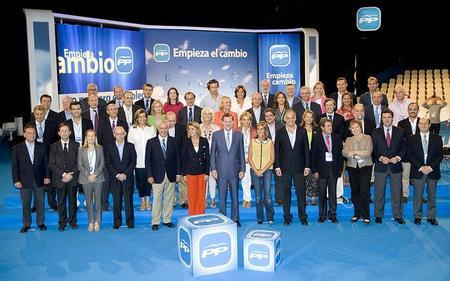 Ser un partido político en España es un negocio redondo