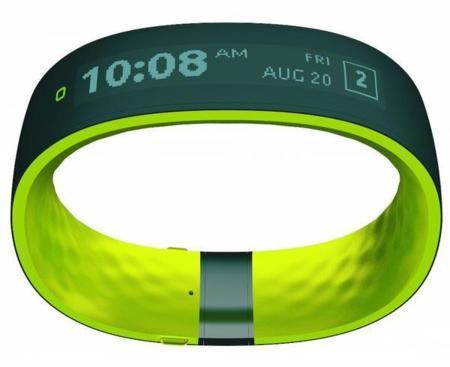 HTC Grip, una pulsera muy seria para medir nuestra actividad