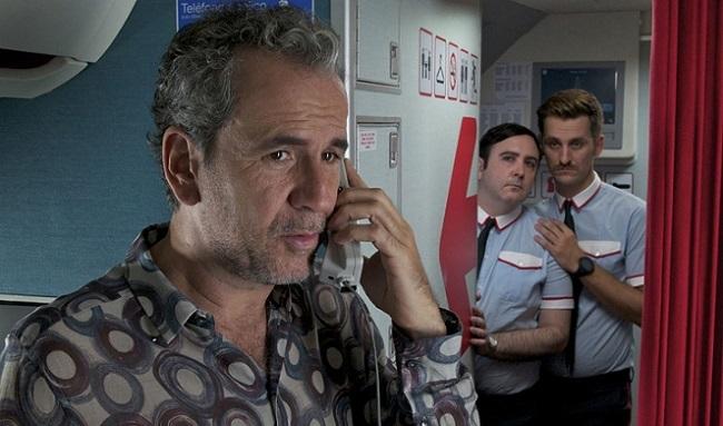 Guillermo Toledo en 'Los amantes pasajeros'