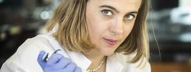 """Guadalupe Sabio: """"la presencia minoritaria de mujeres en la ciencia es algo que se está empezando a corregir ahora"""""""