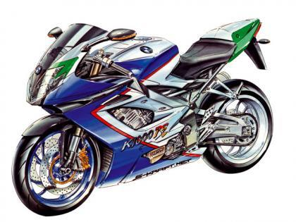 BMW K 1000 RS, la Superbike definitiva