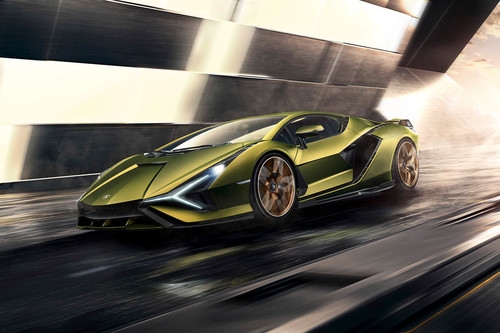 Lamborghini Siàn: el primer híbrido de la marca con 819 hp y un precio de 72 millones de pesos