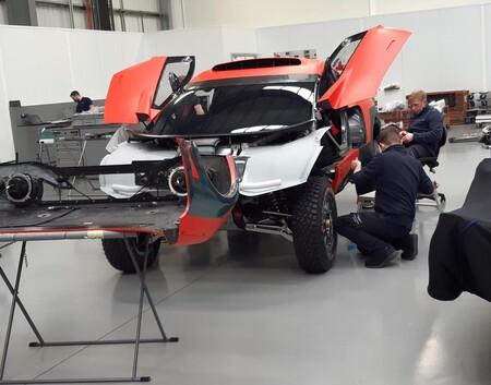 Bahrain Raid Extreme Prodrive Dakar 2021
