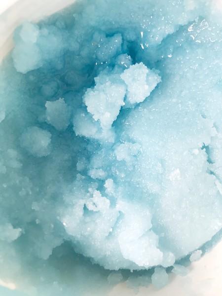 somatoline scrub sea salt
