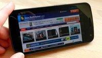 ¿Cuál navega mejor? Galaxy Nexus o Galaxy S II o iPhone 4S