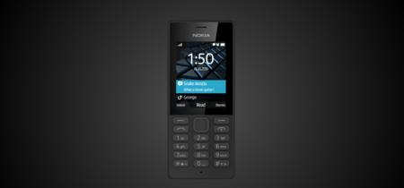 Nokia 150: el primer Nokia de la nueva era es la vuelta a los orígenes de los teléfonos simples