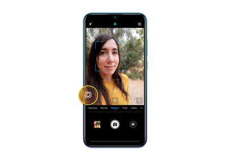 Huawei P Smart 2019 Retrato Frontal