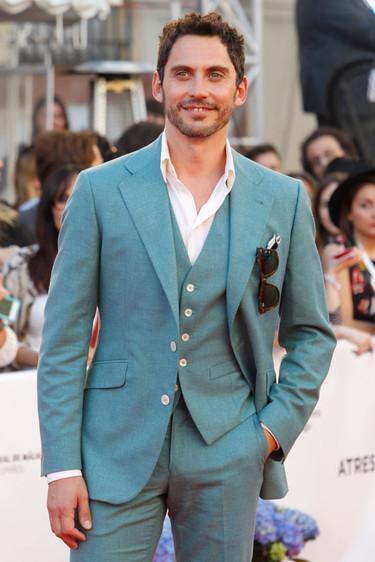 Los hombres mejor vestidos del Festival de Málaga
