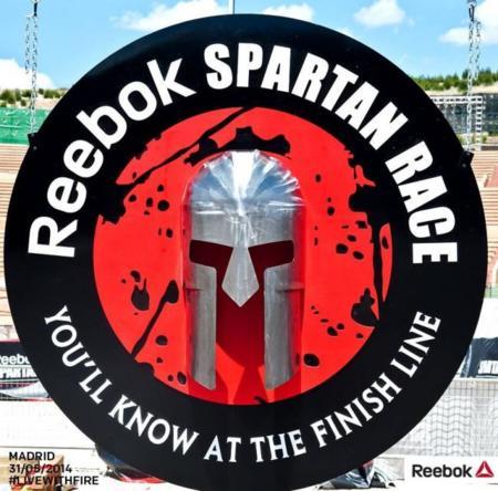 Spartan Race: ¡Vitónica es espartana!