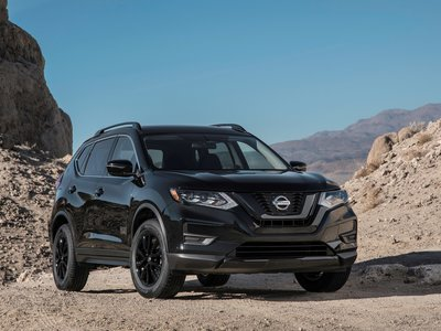 El Nissan Rogue: Rogue One Star Wars Limited Edition es como el Nissan X-Trail que querría tener Darth Vader
