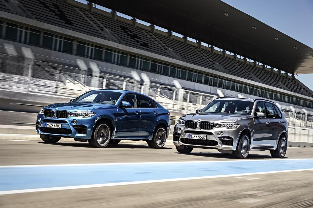 Foto de BMW X5 M y X6 M (2015) (11/22)