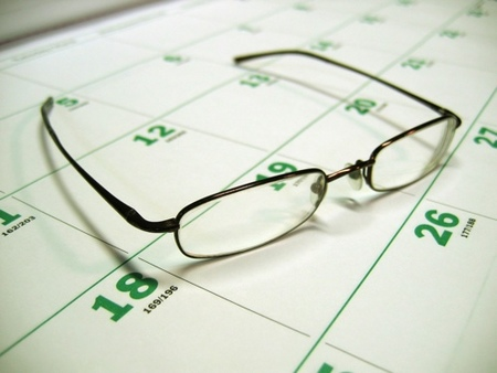 Calendario de días inhábiles de la Administración para 2009
