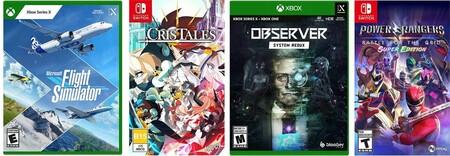 Preventas de juegos para Xbox, PlayStation y Nintendo disponibles en Amazon México