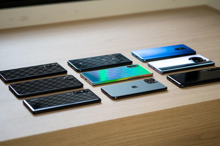 Los mejores móviles del año (2020): sus análisis y vídeos están aquí