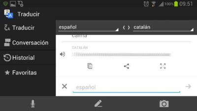 Google Translate para Android también se podrá usar sin conexión