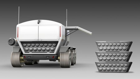 Rover Lunar Toyota 6