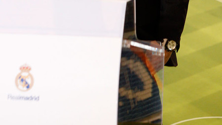 Gareth Bale, en su presentación como jugador del Real Madrid