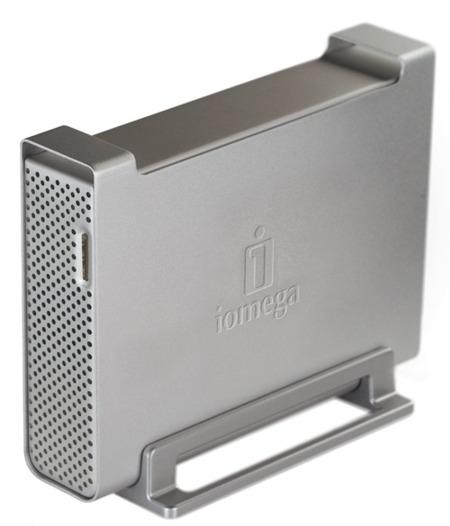 Iomega UltraMax II, 1.5 TB con conectividad al máximo