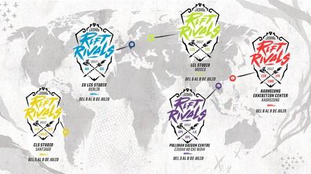 Actualizamos: Habrá nuevo torneo internacional de League of Legends en julio y se llamará Rift Rivals