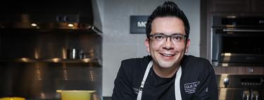 Él es el nuevo juez de la nueva temporada de Master Chef México