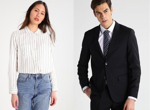 Grandes rebajas en prendas de marca porque solo quedan tallas sueltas, quizás tengas suerte y encuentres un chollo.