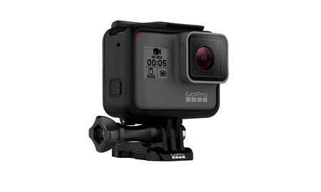 La GoPro Hero 5 Black Edition, ahora en Amazon por 369 euros