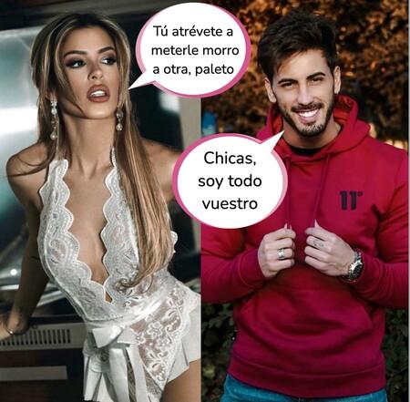Oriana Marzoli está soltera: Iván González ha vuelto a mandarla a freír espárragos por este motivo