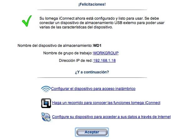 Foto de Iomega iConnect prueba (4/13)