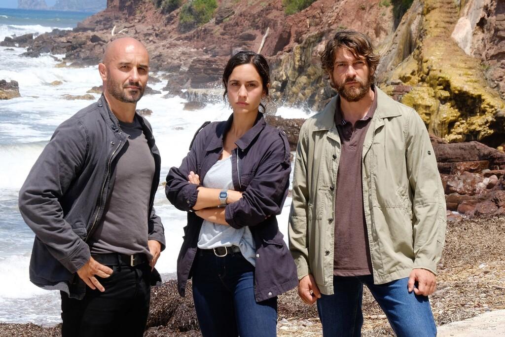 'La caza. Tramuntana': Megan Montaner y Alain Hernández regresan con un hábil misterio en dos tiempos para la serie de TVE