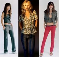 El lookbook de Kate Moss para Topshop