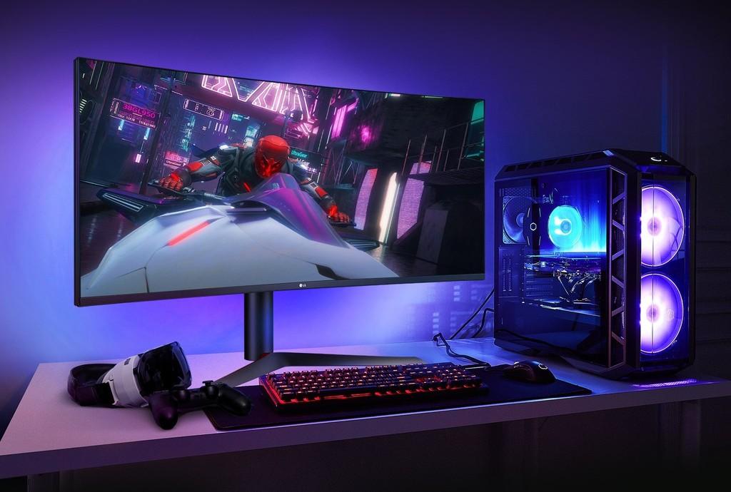 ¿Un monitor IPS para jugar? LG presenta sus nuevos modelos UltraGear con tiempos de respuesta de 1 ms