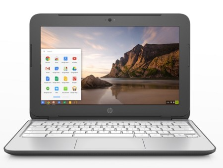 Hp Chromebook14 Frontal