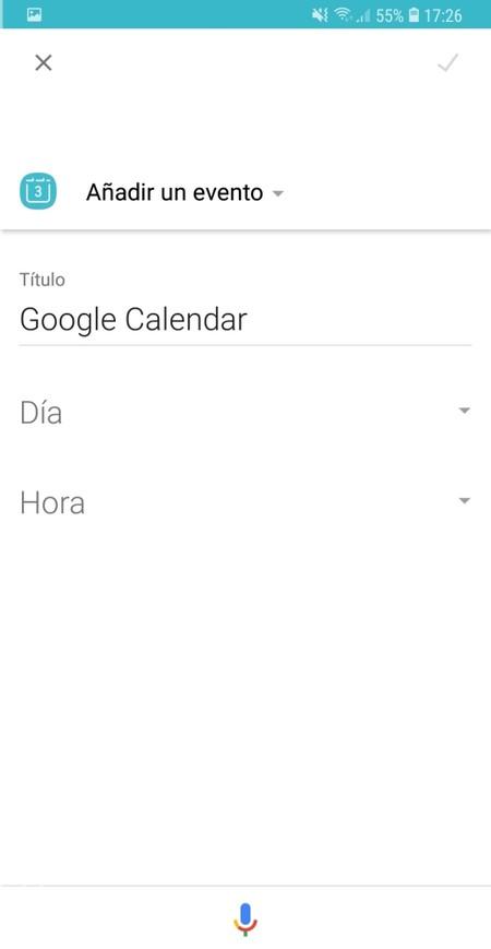 Agrega Un Evento A Google Calendar