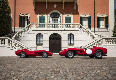 El Ferrari Testa Rossa J es un juguete muy caro: un cavallino eléctrico para mayores de 14 años que roza los 100.000 euros