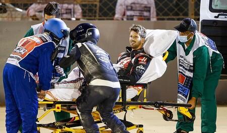 Grosjean Barein F1 2020 3