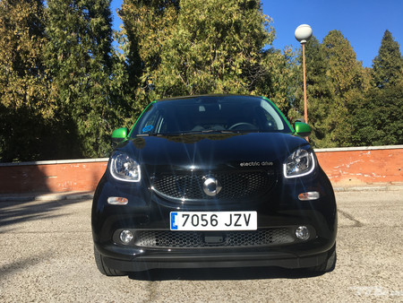 Smart Forfour EQ frontal