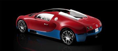 Bugatti Veyron hortera