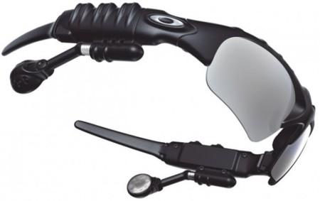 Oakley también trabaja en una gafas al estilo Google Project Glass