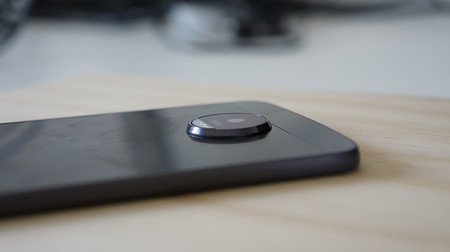 Moto Z Review Grosor Camara