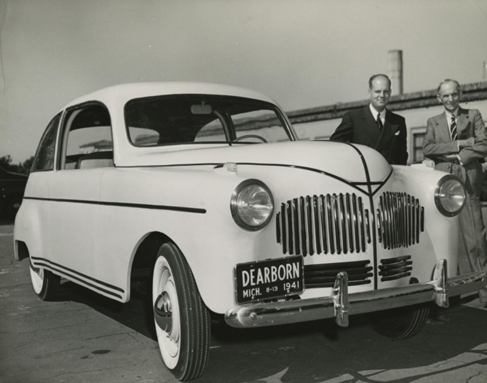 Foto de Ford Soybean Hemp Body (1941) (1/14)