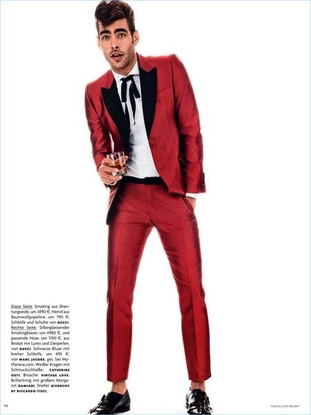 Jon Kortajarena 2016 Editorial Vogue Germany 003