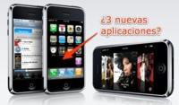 La actualización del iPhone está cerca... ¿con 3 nuevas aplicaciones?