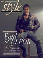 Paul Sculfor, chulazo donde los haya, en Shangay Style
