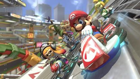 La conducción asistida de Mario Kart 8 Deluxe te permite ganar carreras sin tocar el mando