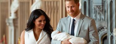Los duques de Sussex celebran el Día del Padre compartiendo una tierna foto de su hijo en Instagram