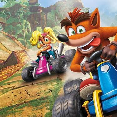 Análisis de Crash Team Racing Nitro-Fueled: lo que faltaba para reconocer que Crash fue mucho más que una simple mascota