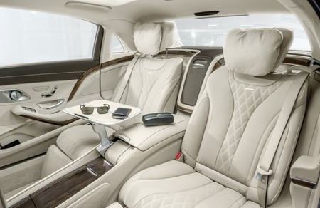 Mercedes Maybach Clase S 1000 06
