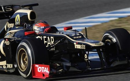 Lotus podría pasar apuros para llegar al GP de Australia