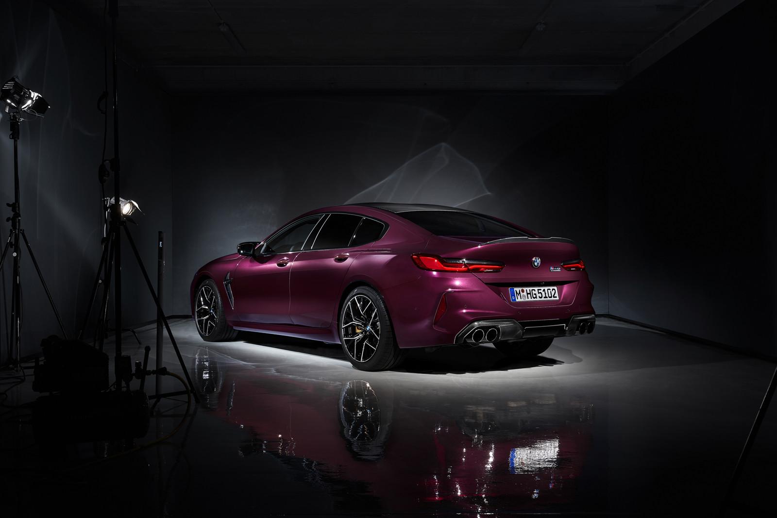 Foto de BMW M8 Gran Coupé 2020 (71/89)
